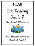 HMH Into Ready Grade 3 Module 2 Week 3 Resources