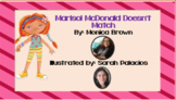 HMH Intro to Reading Wk 1 Vocabulary: Marisol McDonald Doe
