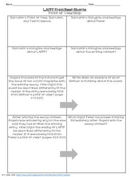 Journeys LAFFF from Best Shorts Resources, Fifth Grade
