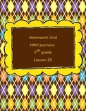 HMH Journeys 5th grade
