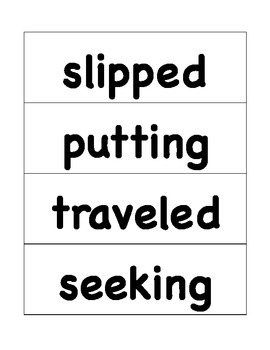 HMH Journeys Grade 4 Lesson 13 Spelling Cards for Pocket Chart