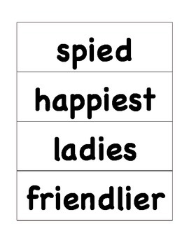 HMH Journeys Grade 4 Lesson 15 Spelling Cards for Pocket Chart