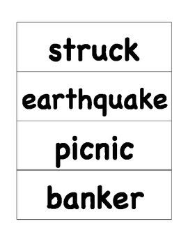 HMH Journeys Grade 4 Lesson 16 Spelling Cards for Pocket Chart