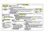 HMH Journeys Grade 5 Lesson plans- Lesson 10