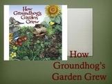 HMH Journeys How Groundhog's Garden Grew
