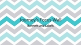 HMH Journey's Reading Focus Wall