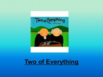 HMH Journeys Two of Everything 2nd grade power point