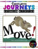 """HMH Journeys Unit 2 Lesson 8 Extension Activities """"Move"""""""