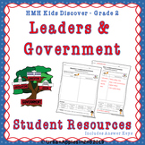 Leaders and Government l HMH Kids Discovery l Grade 2