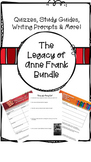 HMH Legacy of Anne Frank Collection 5 Bundle