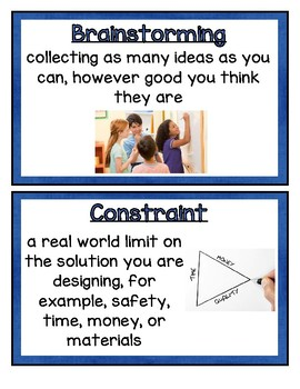 HMH Science Dimensions Vocabulary Word Wall Grade 5