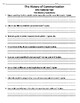 HMH into Reading Texas Ed. 4th Grade Module 10 Week 1 Vocab Packet