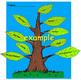 HMR Grade 1 Theme 04 Story 1 - Family Tree Activity w/ SMARTBOARD file
