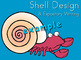 HMR Grade 1 Theme 05 Story 1 - Shell Design & Writing  w/ SMARTBOARD