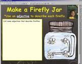 HMR Grade 1 Theme 10 Week 2 - Adjective Activity w/ SMARTBOARD display