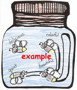 HMR Grade 1 Theme 10 Week 2 - Adjective Activity w/ SMARTBOARD display