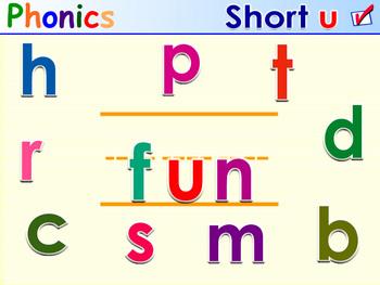 HMR Grade 1 Theme 4 Story #3 Phonics Interactive Activity - SMARTBOARD