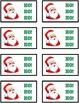 HO! HO! HO! Christmas Phonics Game Activity Blends and Con