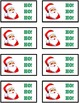 HO! HO! HO! Christmas Phonics Game Activity Silent Consonants kn, mb, gn, st, wr