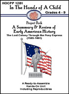 A Summary & Review Of Early American History