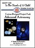 Advanced Astronomy Lapbook
