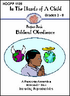 Biblical Obedience