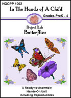 Butterflies Lapbook