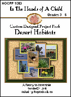 Desert Habitats Lapbook