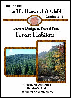 Forest Habitats Lapbook