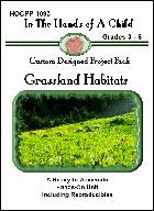 Grassland Habitats Lapbook