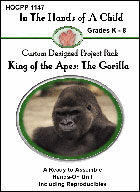 King Of The Apes: The Gorilla