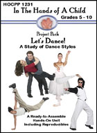 Let's Dance!: A Study Of Dance Styles