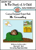 Mr. Groundhog