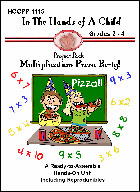 Multiplication Pizza Party!