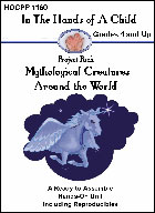 Mythological Creatures Around The World