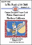 Native Americans of California Lapbook