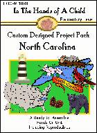 North Carolina  Lapbook