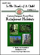Rainforest Habitats Lapbook