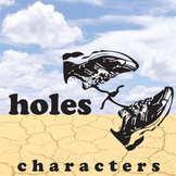 HOLES Characters Analyzer