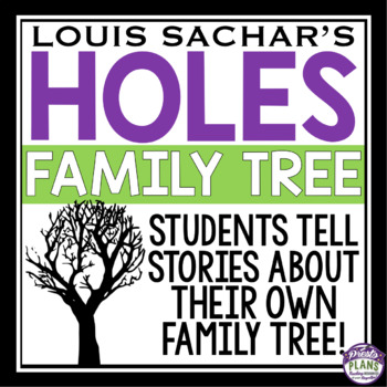 HOLES FAMILY TREE ASSIGNMENT