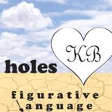HOLES Figurative Language Analyzer