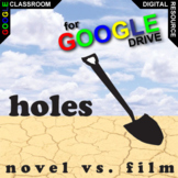 HOLES Movie vs Novel Comparison (Created for Digital)