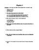 HOLES NOVEL STUDY 9-14