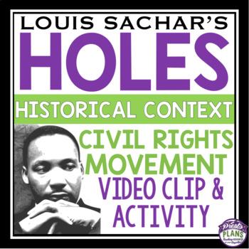 HOLES RACISM HISTORICAL CONTEXT