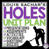 HOLES UNIT PLAN