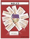 HOLES Literature Guide Novel Study