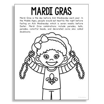 Mardi+Gras+Coloring+Pages | Mardi Gras Coloring Page | Mardi gras ... | 350x350