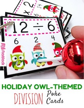 HOLIDAY Owl DIVISION Facts Poke Game