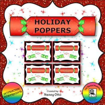Holiday Poppers Bundle