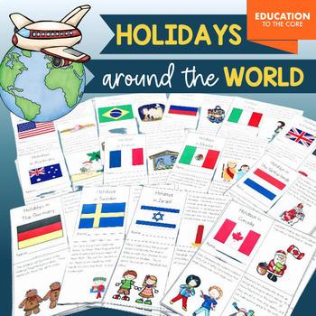 Holidays Around The World Christmas Around The World